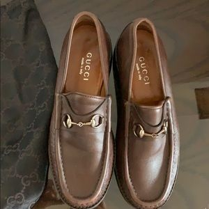 Authentic Gucci loafers - size 7.5